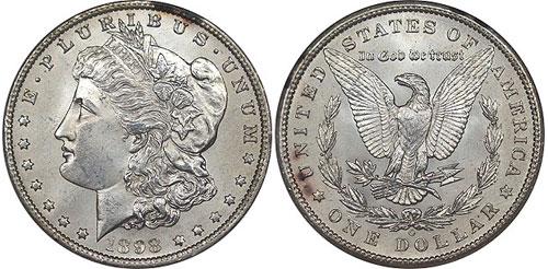 morgan usdollar 1898